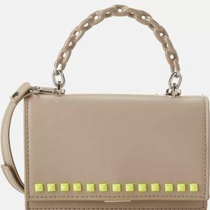 New Steve Madden Flinn Crossbody Bag Khaki BNWT